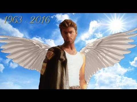 He is now singing with the angels