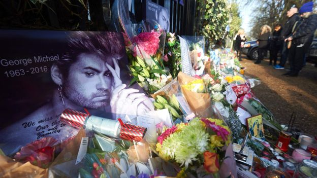 George is loved and missed by many